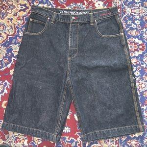 🔥 Vintage Polo Jean Shorts 🔥